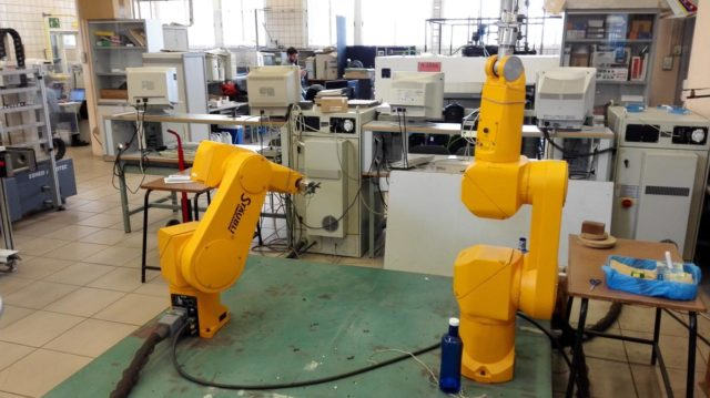 TERRINet SUCCESS STORY: A Cutting-edge Intelligent System for Industrial Robotic Machining Conducted on Staubli RX-90