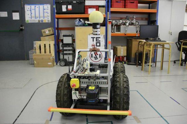 TERRINet ONLINE SUMMER SCHOOL: Deep learning perception on Robotics, Human-Robot Interaction, Robot Navigation, and Assistive Robotics