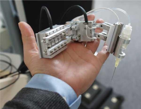 Image Microsurgical Robot