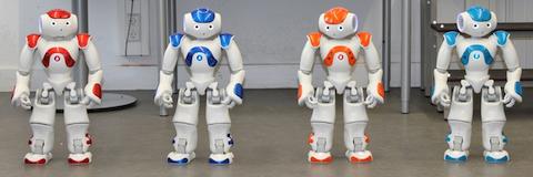 Image NAO Robots