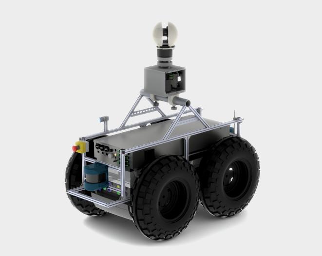 Image Teo robot