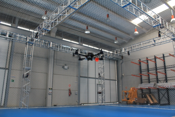 Image Vicon Indoor Testbed