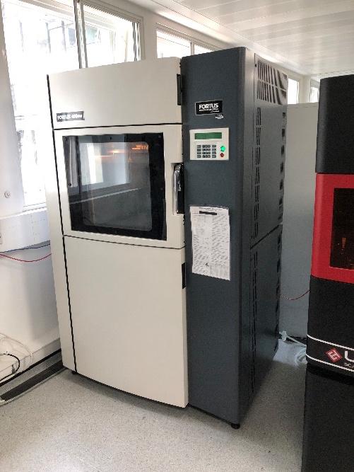 Image 3D Printer: Stratasys Fortus 400mc