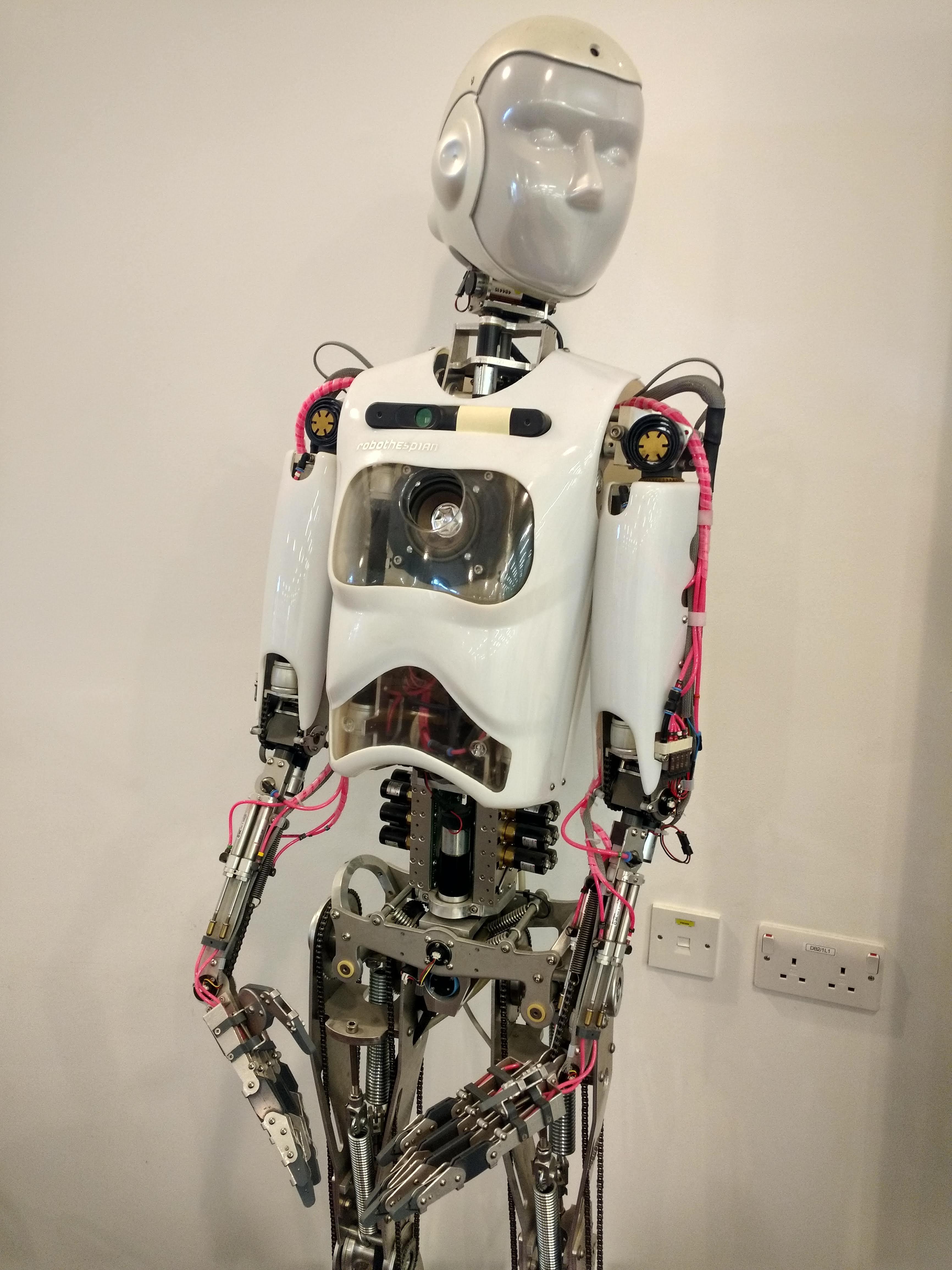 Image Engineered Arts – RoboThespian