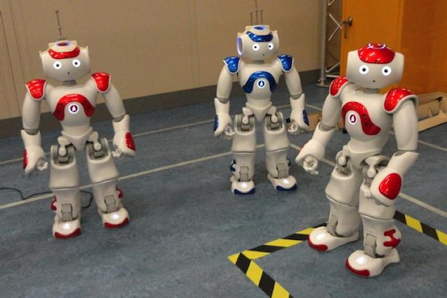 Image SoftBank Robotics NAO
