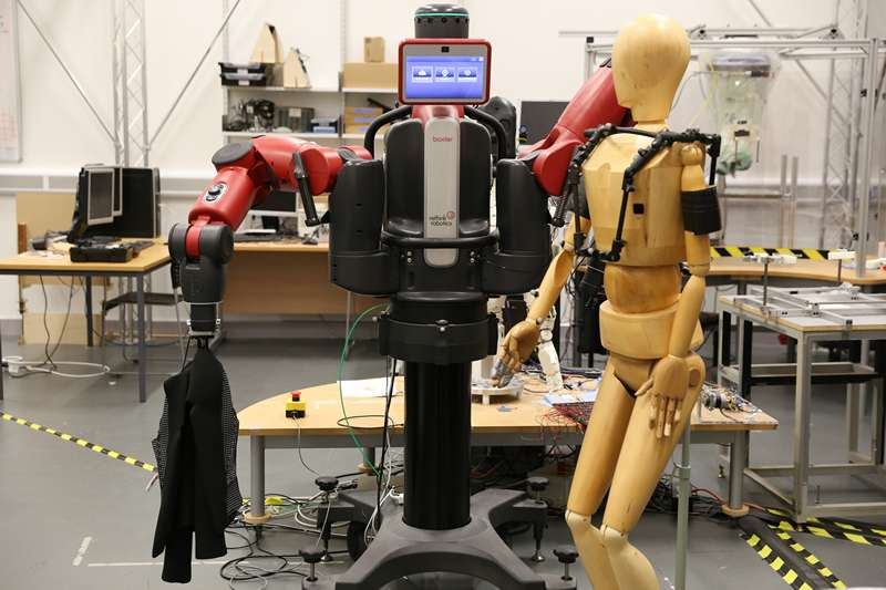Image Rethink Robotics Baxter