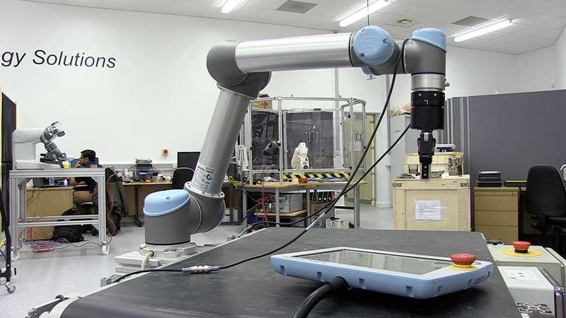 Image Universal Robots UR5