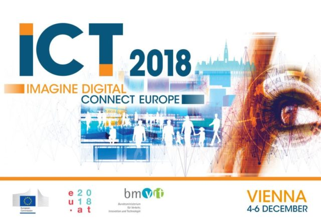 Networking session @ICT 2018