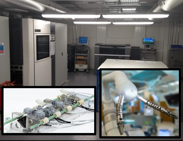 Image Robotic Fast Prototyping Platform