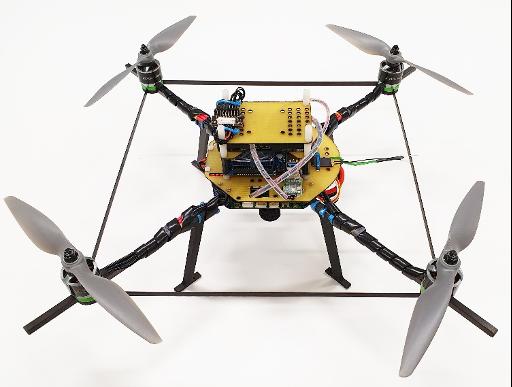 Image LeQuad quadcopter